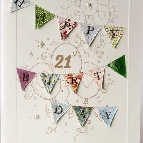 BHB21 - Happy 21st Birthday