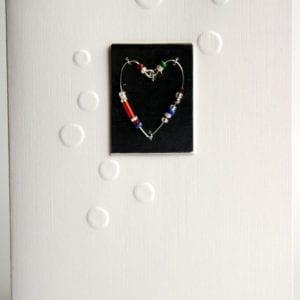 HB - Heart Bead
