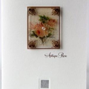 ZAR - Antique rose