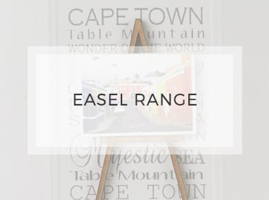 Easel Range ~ Greeting Cards ~ Designer Stationery