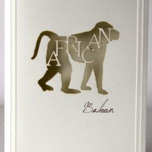 LCABAM - African Baboon - Munken
