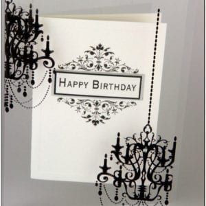 ABC - Birthday Greeting Card