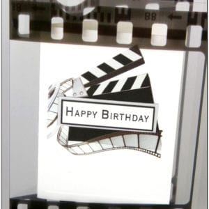 AMCB - Birthday Greeting Card
