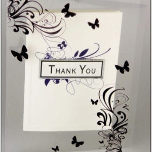 ATY - Thank You Greeting Card