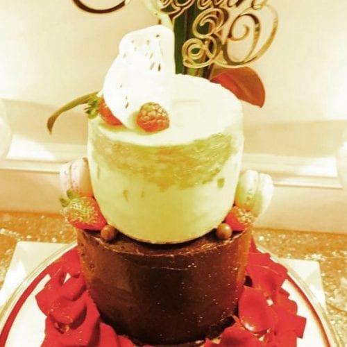 CT9 - Kierah 30 Cake Topper
