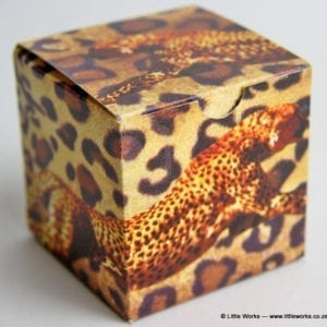 BOXS2 - Cheetah Skins Gift Box (Pack of 4 boxes)