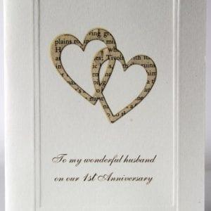 1YAH - 1st Anniversary Husband
