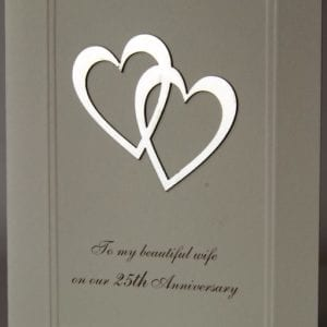 25YAW - 25th Anniversary Wife