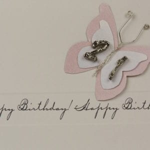 BB21 - 21st Birthday Butterfly