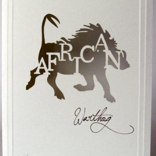 LCAWM - African Warthog - Munken