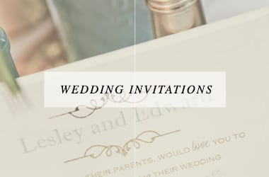 Wedding Invitations, Save the Dates, Menus, Wedding Favours, Order of Service, Wedding Programs, Table Names, Table Numbers, Seating Plans, Seating Cards