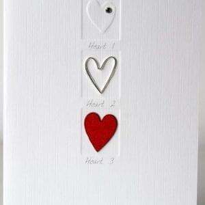 3H - 3 Block Heart