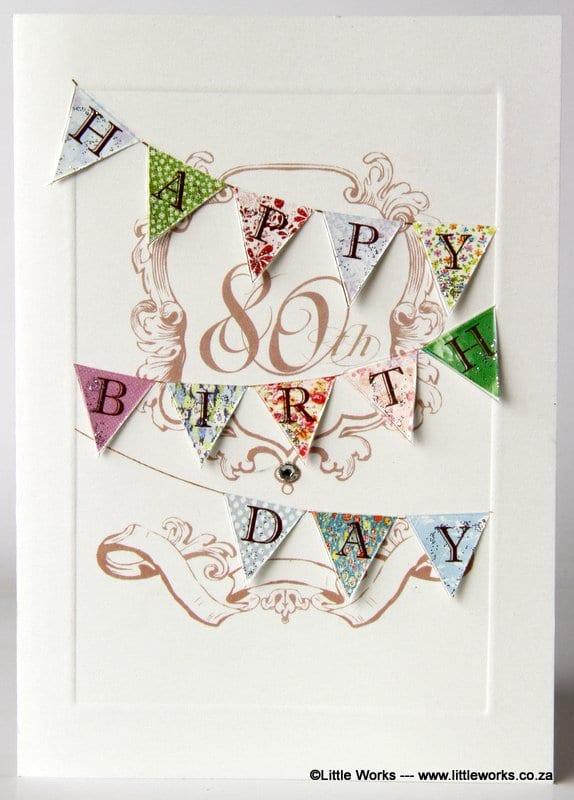 BHB80 - Happy 80th Birthday