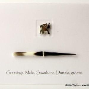 GR - Greetings, Molo, Sawubona