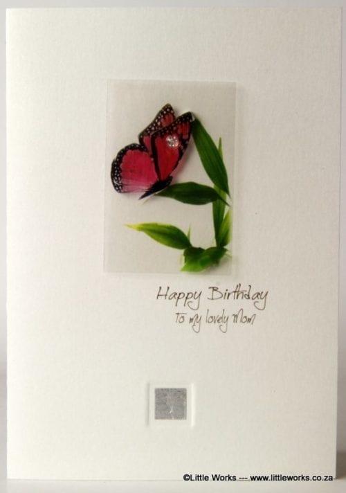 ZBF3HB - Happy Birthday to my Lovely Mom
