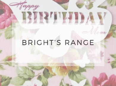 Bright's Range ~ Greeting Cards ~ Designer Stationery