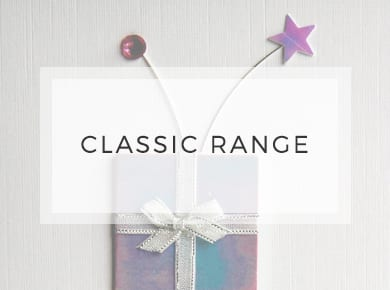 Classic Range ~ Greeting Cards ~ Designer Stationery