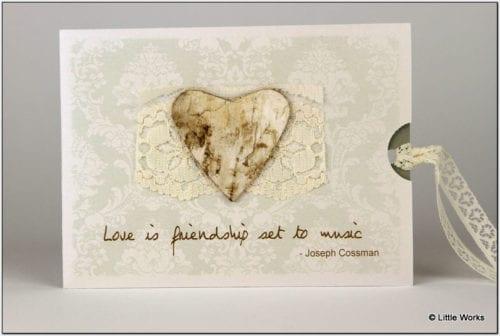 JC - Love is Friendship