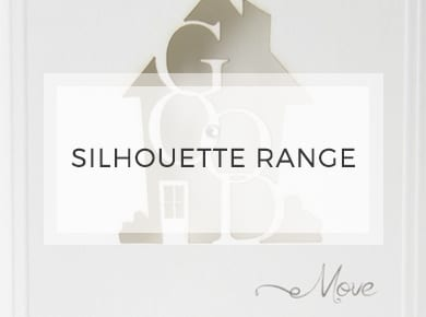 Silhouette Range ~ Greeting Cards ~ Designer Stationery