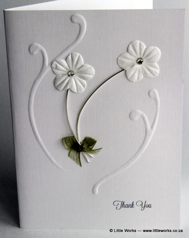 WFTY - White Flower Thank You