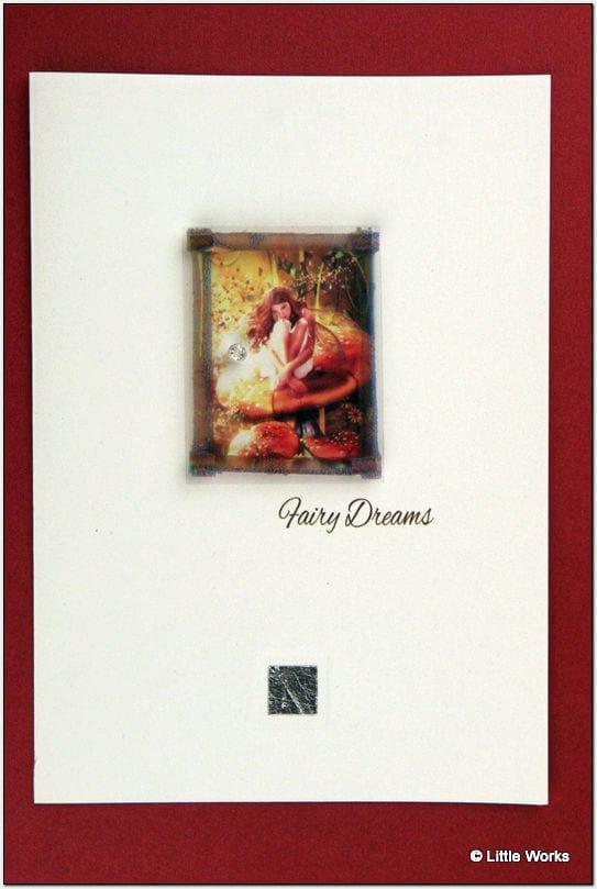 ZFD - Fairy Card - Fairy Dreams
