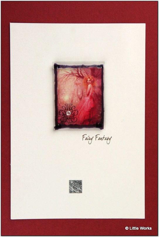 ZFFAN - Fairy Card - Fairy Fantasy