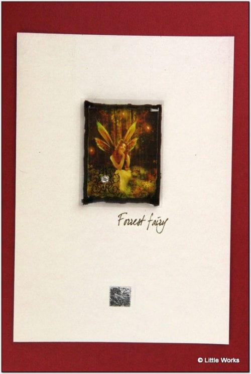 ZFFF - Fairy Card - Forest Fairy