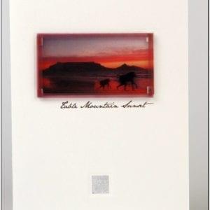 ZTMS - Table Mountain Sunset