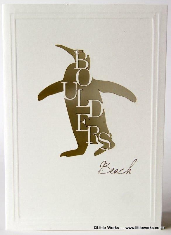 LCBBPM - Boulders Beach - Penguin - Munken