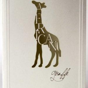 LCAGM - African Giraffe - Munken