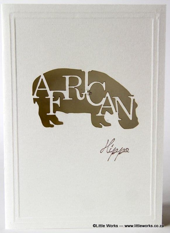 LCAHM - Africa Hippo - Munken