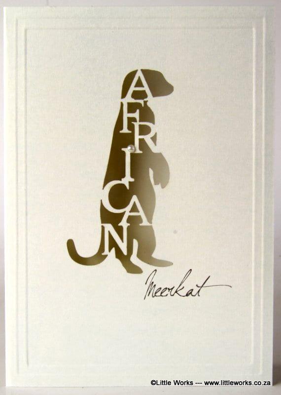 LCAMM - African Meerkat - Munken