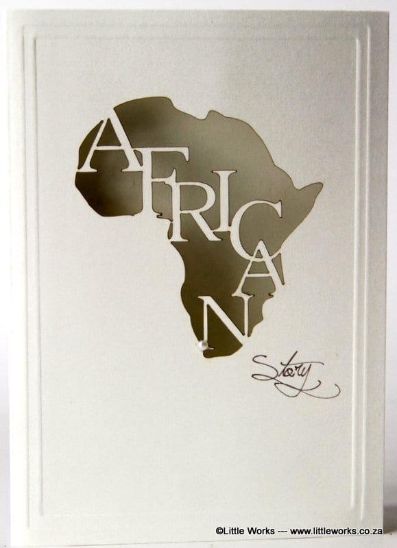 LCASM - African Story - Munken