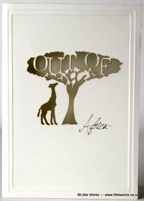 LCATM - Out of Africa - Munken