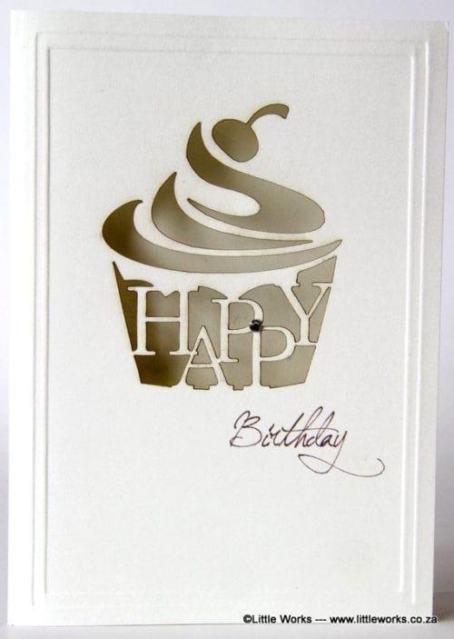 LCHBCC - Happy Birthday Cup Cake - Munken