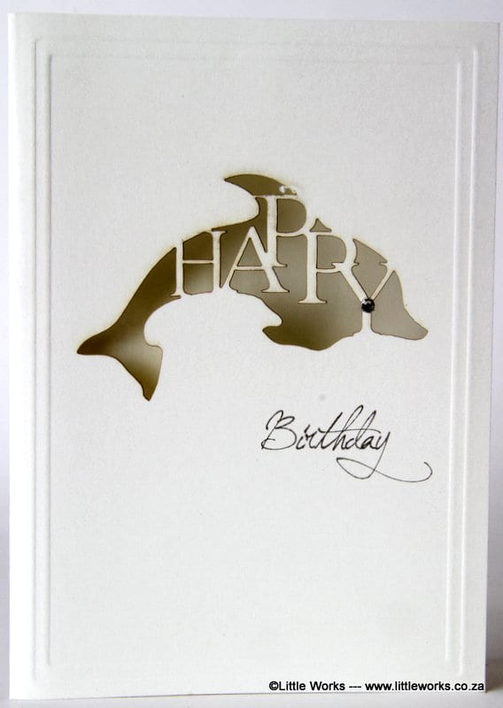 LCHBD - Happy Birthday Dolphin - Munke