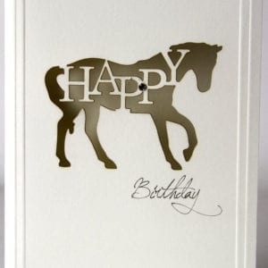 LCHBH - Happy Birthday Horse - Munken