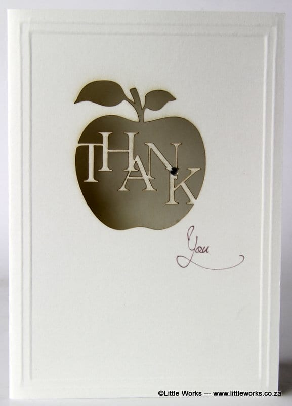 LCTYA - Thank You Apple - Munken
