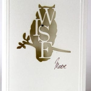 LCWMO - Wise Move Owl - Munken