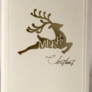 XLCR - Merry Christmas - Reindeer