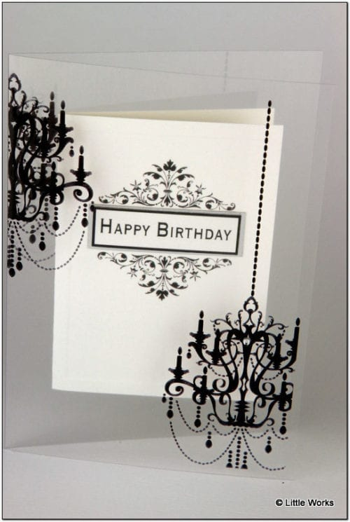 ABC - Birthday Greeting Card