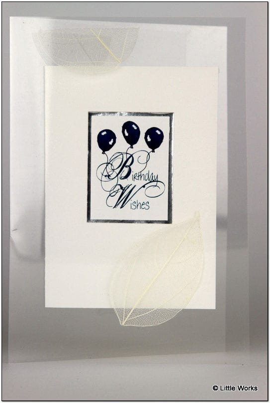 ABW - Birthday Greeting Card