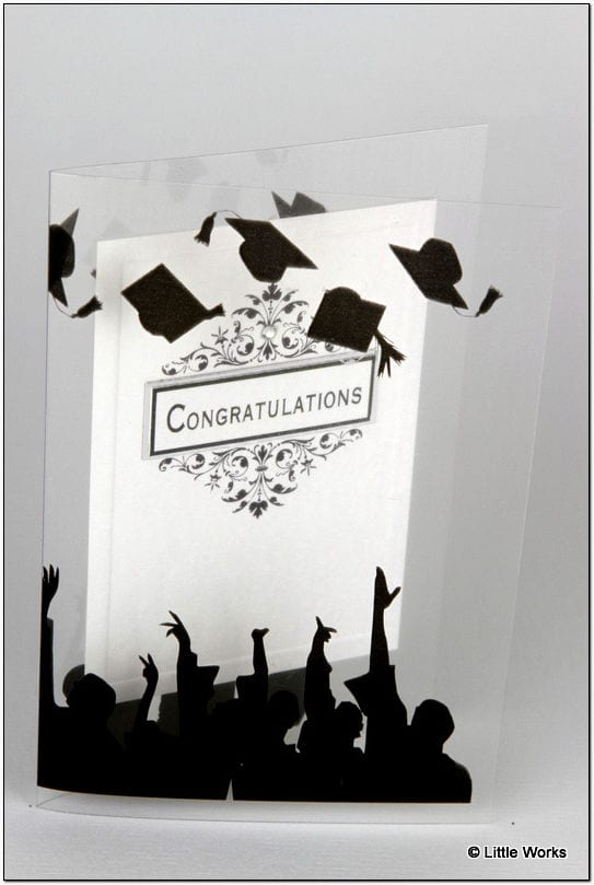 AGR - Graduation Greeting Card