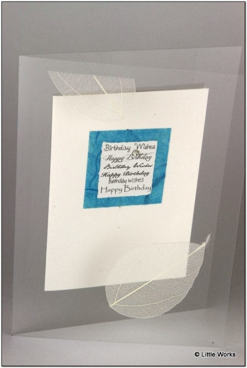 AHB - Birthday Greeting Card