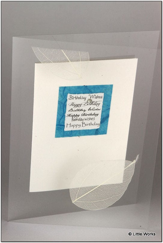 AHB - Birthday Greeting Card