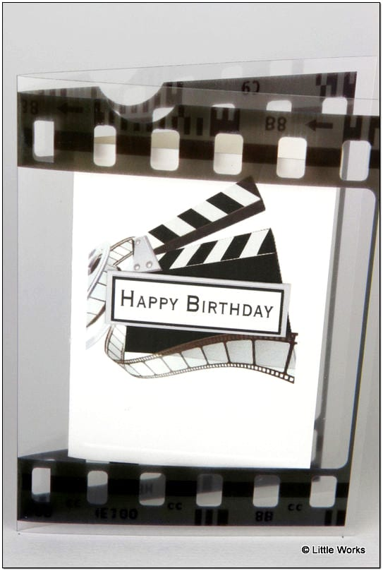 AMCB - Birthday Greeting Card