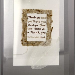AT - Thank You Greeting Card