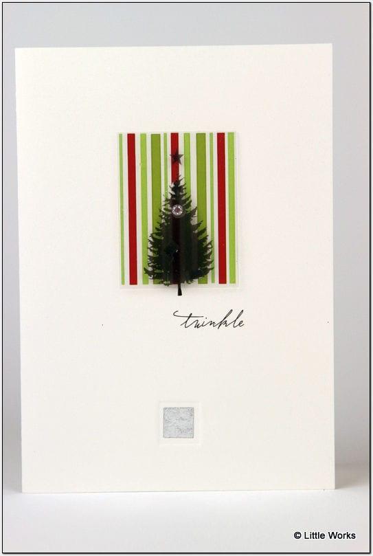 ZXTW - Christmas 3D Twinkle