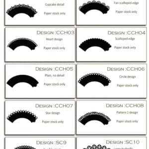 CTH14 - Cupcake Collars Catalogue