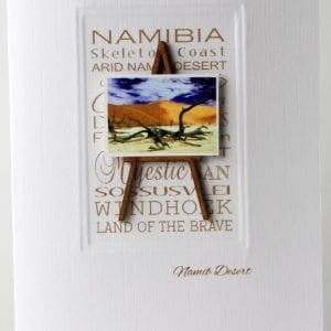 MEND - Namibian Dunes